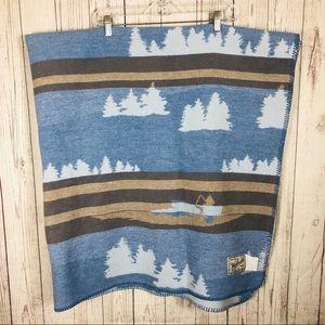 Woolrich Home Southwestern Throw Blanket